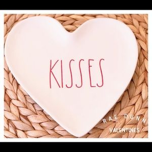 Rae Dunn Valentines Heart